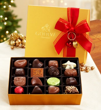 Godiva 19pc Holiday Ballotin