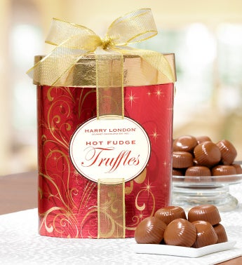 Harry London Hot Fudge Truffle Gift Box
