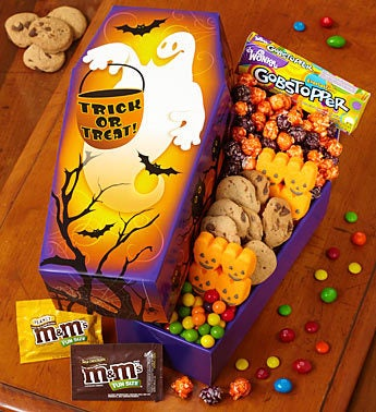 Great Ghosties! Halloween Goodie Gift Box