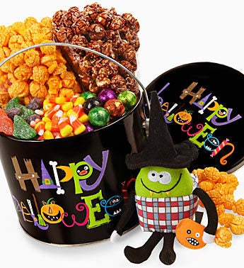 The Popcorn Factory� Happy Halloween Fun Pail