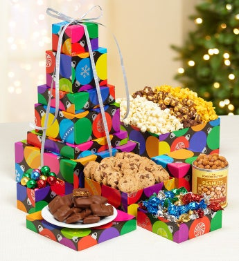 The Popcorn Factory� Ornaments Tower