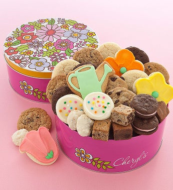 Cheryl's Mother's Day Tin Treats