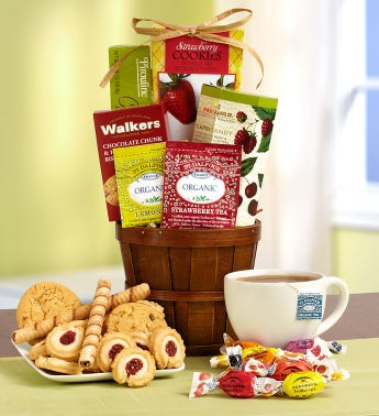 Berry Sweets Basket