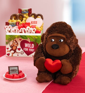 Wild For You Valentine
