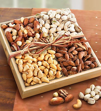 Sienna Woodlands Premium Nut Sampler