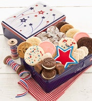 Cheryl's Shooting Star Treats Tin