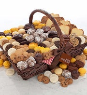 Mrs. Beasley's Ultimate Sympathy Dessert Basket
