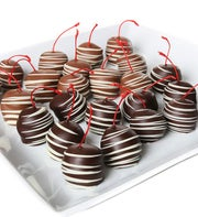 Belgian Chocolate Covered Cherries