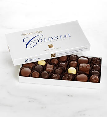 Fannie May� Colonial Assortment 2 Lb. Box