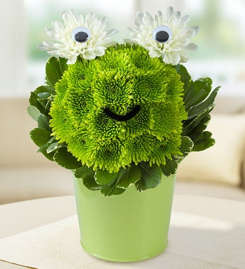 Froggy Flower Pail?
