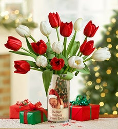15 Stem Holiday Tulips
