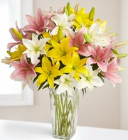 Sweet Lily Bouquet