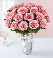 Pretty Pink Roses, 12-24 Stems