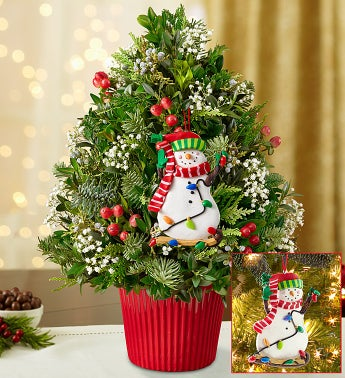 Very Berry Christmas Tree? with Ornament