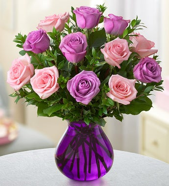 The meanings of purple roses from roseforlove so the next time you are bowled over by someone at first sight and feel totally enthralled remember to send him or her a few purple roses mightylinksfo