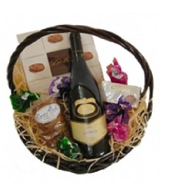 Wine & Chocolates Gift