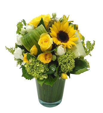 Flowers for You - Yellow