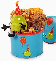 The Popcorn Factory Little Monster Fun Pail