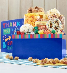 The Popcorn Factory Thank You So Much Sampler - The Popcorn Factory Thank You So Much Sampler