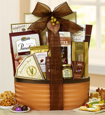 Tempting Tastes Gift Basket