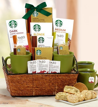 Starbucks Gift Basket