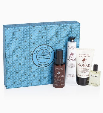 Crabtree & Evelyn Nomad Travel Sampler for Men