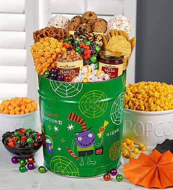 Popcorn Factory� Gimme Candy Dlx Snack Tin 3.5G