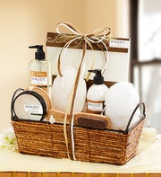 Vanilla Bliss Spa Basket
