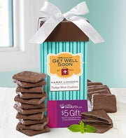 Harry London Get Well Fudge Mint Cookies