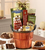 Harvest Sweets Gift Basket