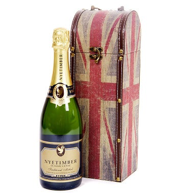 Union Jack English Sparkling Wine Case