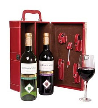 St Auriole Wine Case