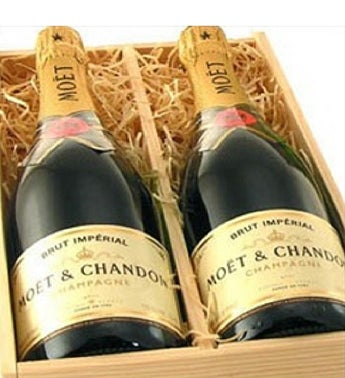 Moet & Chandon Double Box