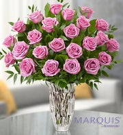 Marquis by Waterford� Premium Purple Roses