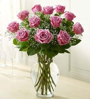 Rose Elegance? Premium Long Stem Purple Roses