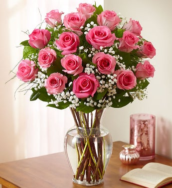 The Meanings Of Pink Roses Light Bright From Roseforlove