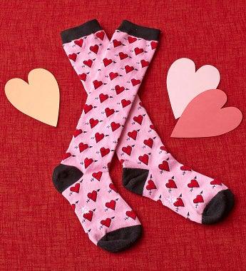 Sock It To Me Sweetheart Socks for Women - 1-800-Flowers