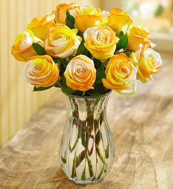 The Meanings Of Yellow Gold Roses From Roseforlove Com