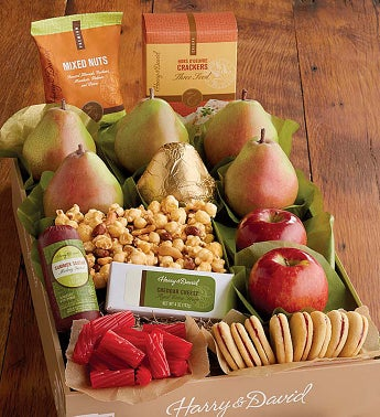 image of Harry and David® Fruit & Snack Gift Boxes