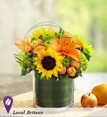 Sunburst Bouquet - 1-800-Flowers