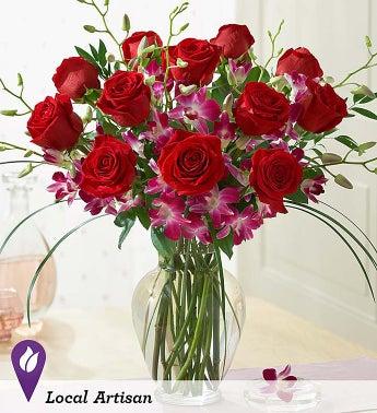 Sophisticated Splendor - 1-800-Flowers