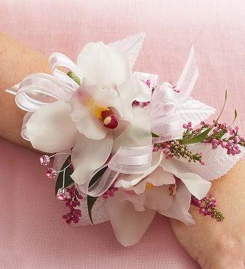 Cymbidium Orchid Corsage - 1-800-Flowers