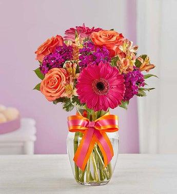 Sugar 'n' Spice Bouquet - Small - 1-800-Flowers