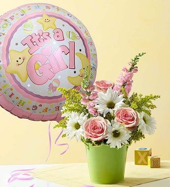 Little Princess Bouquet - 1-800-Flowers