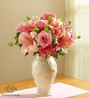 Loving Blooms Lenox Pink - 1-800-Flowers
