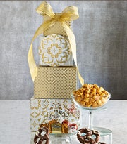 Sophisticated Sweets Tower