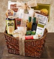 Italian Extravagance Gourmet Gift Basket