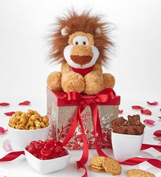 Wild For You Valentine Sweets Tower