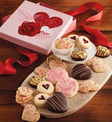 Harry & David Valentine Cookie Assortment - Harry & David Valentine Cookie Assortment