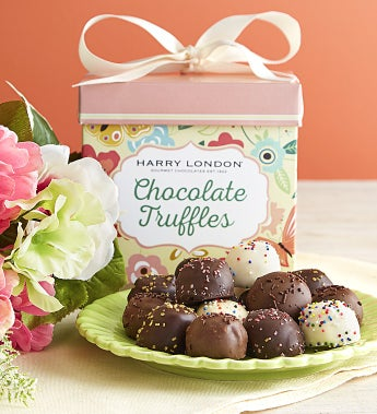 image of Harry London® Chocolate Truffles